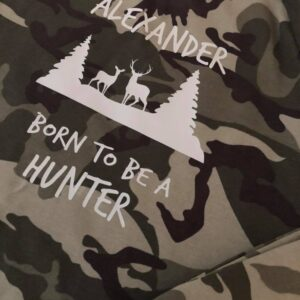 Born to be a hunter